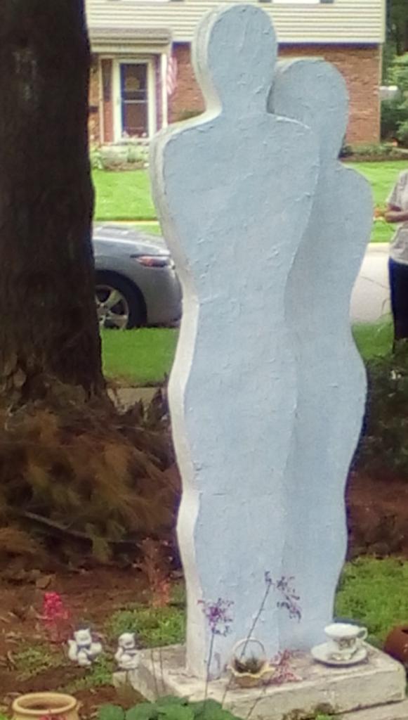 Eileen's sculpture