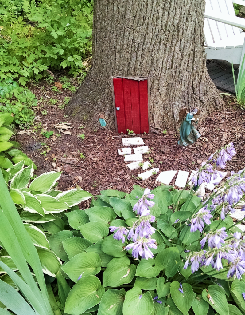 Julia fairy door